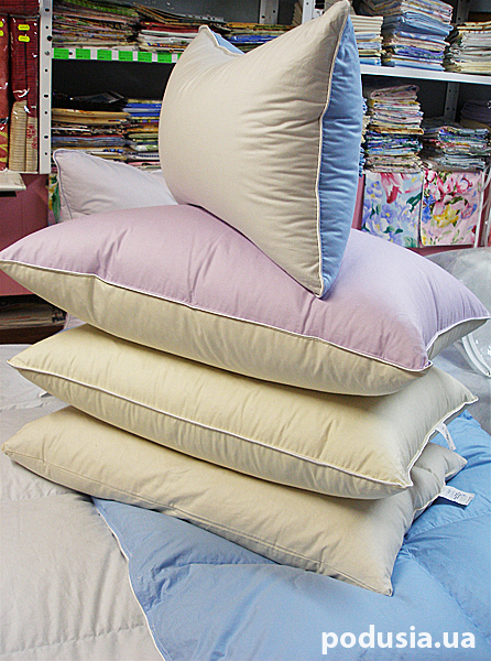 Поменять наперник на подушку в домашних условиях